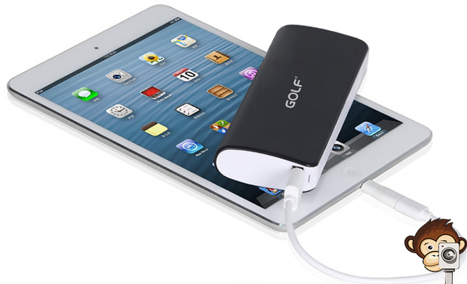 Power Bank Golf 10000 mAh GF-027-7