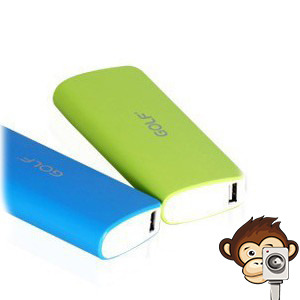 Power Bank Golf 10000 mAh GF-027-10