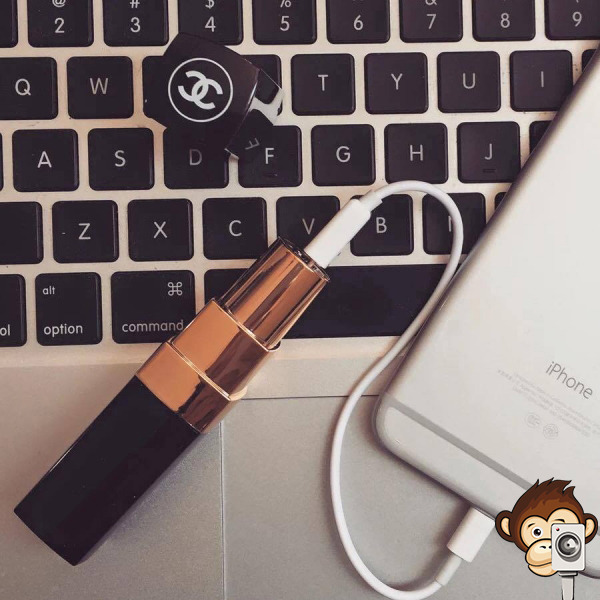 Power Bank Chanel Lipstick 3000 mAh-7