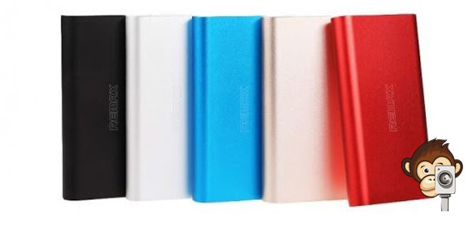 Power Bank 10000 mAh Remax Vanguard-5