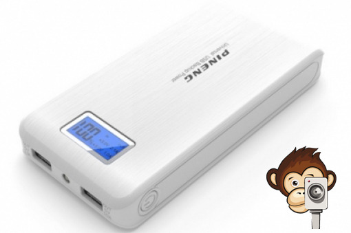Power Bank 15000 mAh PN-929W-6