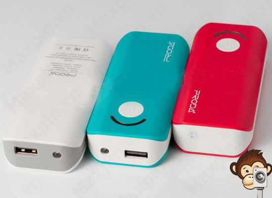Power Bank 6000 mAh Remax Proda Jane-8