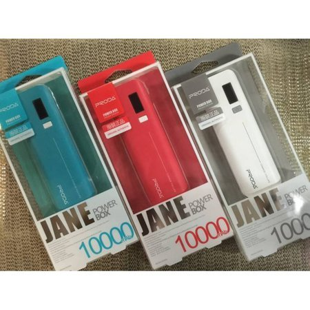 Power Bank 10000 mAh Remax Proda Jane-10