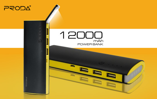 Power Bank Proda star talk 12000mAh-8